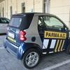 イタリアの街ーパルマ 交通