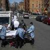 14 ニューヨークの盛衰   市の集中治療室はコロナ患者で一杯