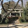 粕壁宿に古墳⁉️  春日部重行公ここに眠る