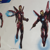 """アイアンマン、""""インフィニティ・ウォー""""モデルのスペーススーツ画像がリーク。"""