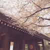 仁科関夫少佐のお誕生日なので靖国神社に行ってきた