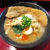 【今週のラーメン1222】 高円寺らー麺 しんや (東京・高円寺) バラカツ伽辣麺
