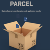 話題のapplication bundler 「PARCEL」を試す