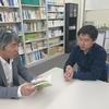 中澤篤史准教授をお招きしての講演会