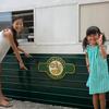 オリエンタルな蒸気機関車の旅 in Borneo