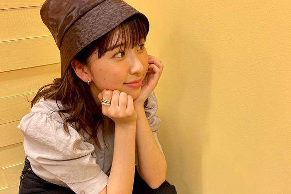 【ファン歓喜】ももクロ・玉井詩織「25歳ありがとう」誕生日前日に貴重なオフショット公開!
