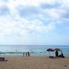 スリンビーチの午後@プーケット