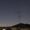 1月8日(木)晴れ オリオンとサソリ、さそりとオリオン