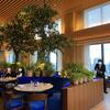 [レストラン]「ザ・ブルー・ルーム(The Blue Room)」(東京エディション虎ノ門のオールデーダイニング)