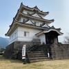 ぶらっと四国へ・・宇和島城