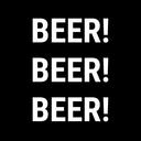 北海道でビールを嗜む女