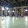 台湾でサッカー(フットサル)をする♪
