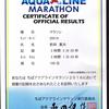 【レース】千葉アクアラインマラソン2016  42.195km