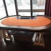 世界に1つしかない、バカラテーブルを買いました♪