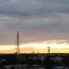 朝景色~その47『雲に輝く』