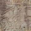アンコールワット個人ツアー(103)カンボジアの歴史(バイヨン寺院のレリーフ) アンコールワット ツアー カンボジア 歴史 ブログ