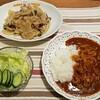 2018/04/09の夕食