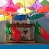#018   ポルトガルの傘祭りを見に行ってみた。  (2016.7)