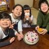 3女の誕生日