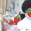 第一子が誕生!予定日通り産まれた?出産当日の様子は?