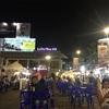 タイ-チェンマイ-綺麗な屋台が立ち並ぶ。安い!美味い!タイ料理を楽しむフェス風スポット!