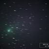 2017 O1 彗星 成長中! 9月22日 & 土星