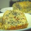 余りがちなひじきの煮物で作るケーク・サレのレシピ!