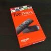 「Fire TV Stick」がようやく家に届いて、開封から初期設定までとか。