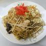 普通のソース焼きそばだけど中華料理店のはやっぱ旨い!@中国東北家庭料理 桂香 16回目