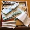 引き出しから通帳・税金書類!捨てていいのかしら?