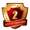 感謝、感謝です! 2周年 & 700記事突破!!