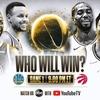 2018-19 NBAファイナル(ラプターズ vs ウォリアーズ)決戦前の現地の様子