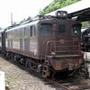 この1枚から 旧型電機を想起させる私鉄電機・大井川鐵道ED500