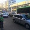 ヤンゴンの空港と3大ハンバーガー店のローカル飯