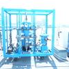 海水を真水に変える変換装置 三原市に臨時設置される