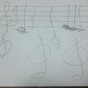 【習い事】バイオリン&ソルフェージュ:小学1年生の自宅での練習時間・練習内容
