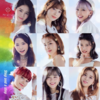 【韓国の反応】「NiziU」(ニジュー)のデビューシングルジャケット、左のアレは何?!
