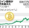 ビットコインが1年で100万円、そのウラに潜んでる危険なワナ。