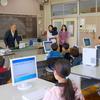 群馬県東吾妻町で「親と子のプログラミング教室」