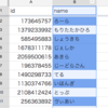 Googleスプレッドシートで色付きセルだけ抽出する方法