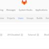 windows TortoiseGitでGitlab(Ubuntu16.04)を使う方法のまとめ [2]クライアント側(Gitlab)編