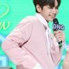 2018/04/21 ショー!音楽中心 Wanna One オン・ソンウ MC現場写真