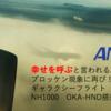 お修行兄さんのプラチナ維持修行 Flight Log#13 NH1000/OKA-HND編