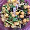 成城石井のパクチーと3種豆のスパイシーポテトサラダ
