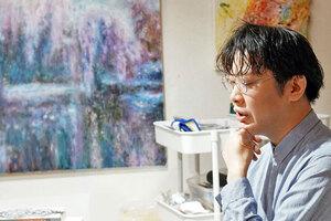 杉田陽平さん「マイノリティが強さ」ビジネスにも役立つアート思考