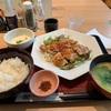 【大戸屋】『炭火焼チキンの葱ソース定食』の件