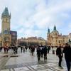 2019/02 プラハ旅行:③旧市街広場
