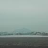筑波山はなんとか見えた。