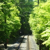 京電を語る68…聖地巡礼、叡山電鉄へ