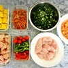 【1歳と4歳育児】月曜日の作り置きと家族のお弁当